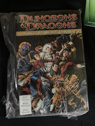 Dungeons & Dragons: Forgotten Realms Classics Volume 1 Paperback