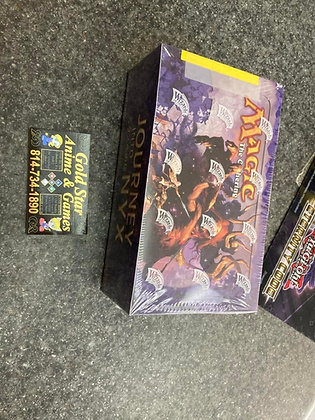 MAGIC THE GATHERING Sealed Booster Box of 36 Packs Journey into Nyx  Japanese