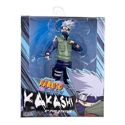 Naruto Shippuden Kakashi 6 Inch PVC Statue