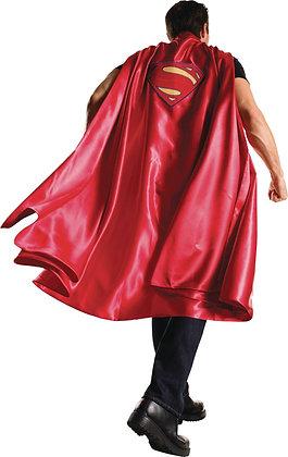 DC HEROES SUPERMAN COSTUME LONG CAPE
