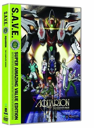 Aquarion - Complete Series Box Set S.A.V.E.