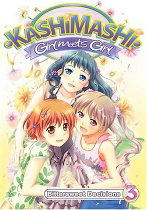 Kashimashi Girl Meets Girl, Vol. 3 DVD