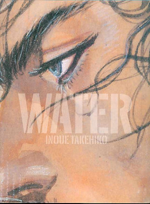 Water (Vagabond Illustration Collection) Paperback – September 16, 2008 by Takeh
