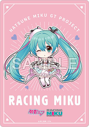 Racing Miku 2019 Ver. Nendoroid Plus Mouse Pad 2 by Good Smile Racing