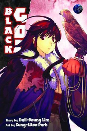 Black God Vol. 1,2,3,4,5,6,7,9,10,11,12,13,14 ,15,16,17,18,19 MANGA