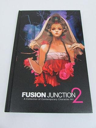 Fusion Junction 2 : A Collection of Contemporary Character Art [Hardcover]