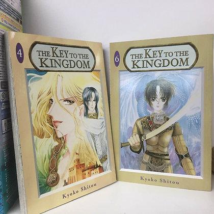The Key to the Kingdom, Vol. 4,6 Manga Paperback – June 17, 2008  byKyoko Shito