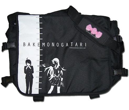 BAKEMONOGATARI HITAGI & ARARAGI MESSENGER BAG