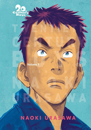 20TH CENTURY BOYS TP VOL 1 PERFECT ED URASAWA