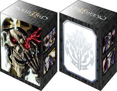 """Bushiroad Deck Holder Collection V2 Vol. 471 """"Overlord II"""" Albedo"""