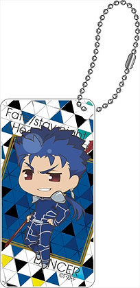 """Fate/stay night -Heaven's Feel-"" Domiterior Key Chain Lancer"