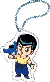 """YuYu Hakusho"" Acrylic Key Chain A Yusuke"