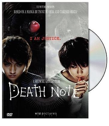 Death Note (Viz Pictures Live Action)