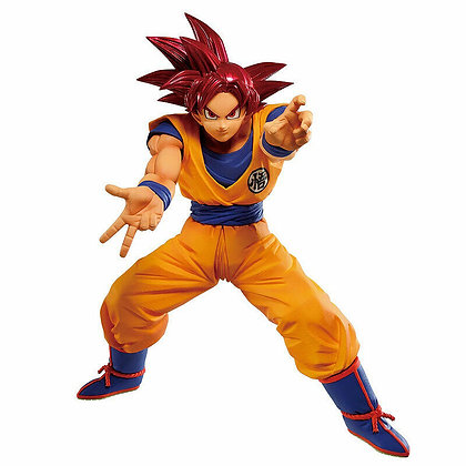 Dragon Ball Super Banpresto Maximatic The Son Goku V - SSG Goku
