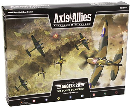 Axis & Allies Air Force Miniatures: Angels Twenty Starter: An Axis & Allies Mini