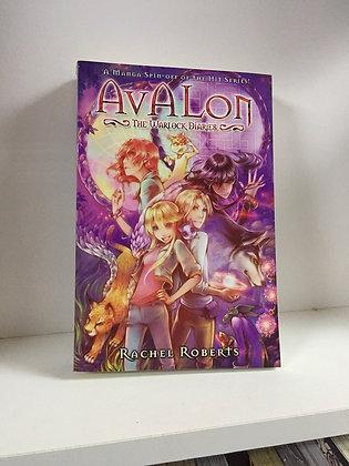 Avalon: The Warlock Diaries Omnibus (Avalon: Web of Magic)Paperback