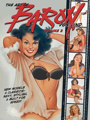 The Art of Baron Von Lind Volume 2Paperback – January 15, 2010  byJerry Von Li