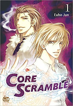 Core Scramble Volume 1 (Yaoi Manga) Paperback – Illustrated, July 28, 2015  by E