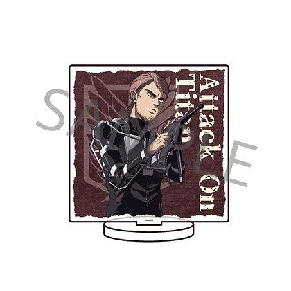 """Attack on Titan The Final Season"" Chara Acrylic Figure Jean"