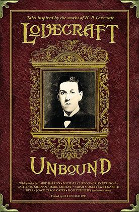 LOVECRAFT UNBOUND NOVEL DARK HORSE COMICS (W) Ellen Datlow & Various The stories