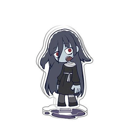 """Zombie Land Saga"" Acrylic Figure 15 Yamada Tae Zombie Ver."
