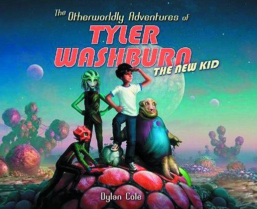 OTHER WORLDLY ADV OF TYLER WASHBURN THE NEW KID HC