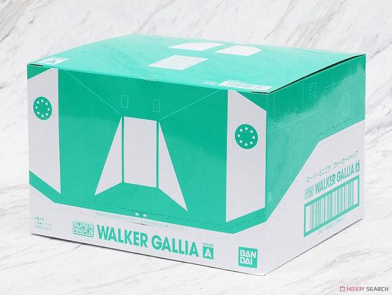 Super Mini Pla Walker Gallia (Color A) (Set of 4) (Shokugan)