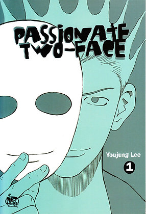 PASSIONATE TWO FACE VOL 1,2 GN (MR)  NETCOMICS