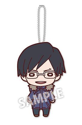 """Nitotan """"My Hero Academia"""" Plush with Ball Chain Iida Tenya (Coat)"""