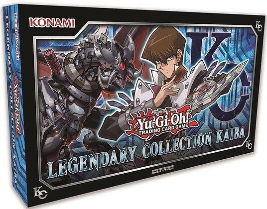 Yu-Gi-Oh! TCG Legendary Collection Kaiba Mega Pack