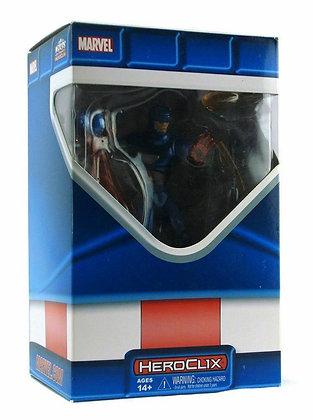 Marvel HeroClix: Captain America Sentinel