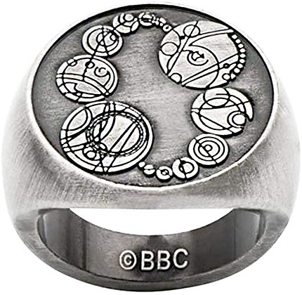 Doctor Who Saxons Master Ring