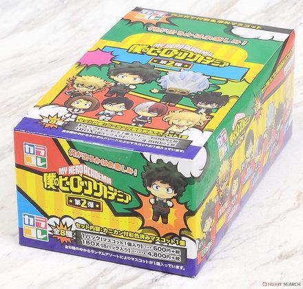 Color Collection My Hero Academia Vol.2 (Set of 8)