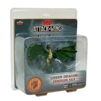 D&D Attack Wing: Wave One - Green Dragon Expansion Pack