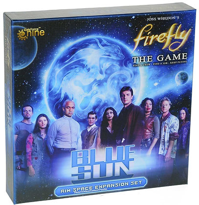 Firefly Game: Blue Sun Rim Space Expansion _ (requires Firefly Game)