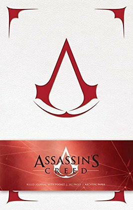ASSASSINS CREED HC RULED JOURNAL