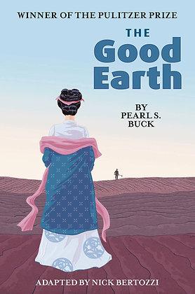 GOOD EARTH GN (C: 0-1-0) SIMON & SCHUSTER (W) Pearl S Buck, Nick Bertozzi (A/CA)