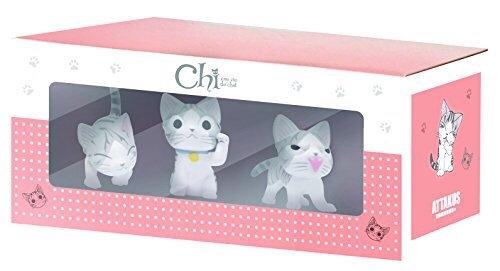 Attakus Chi's Sweet Home Figurine Box (Set of 3)