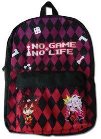 Backpack: No Game No Life - Sora & Shiro
