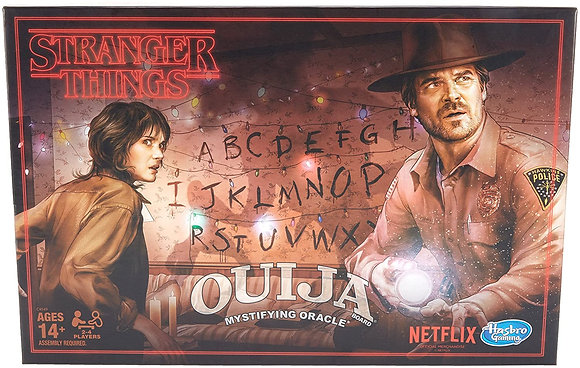 Stranger Things Ouija Board Game by Hasbro   by Hasbro Gaming