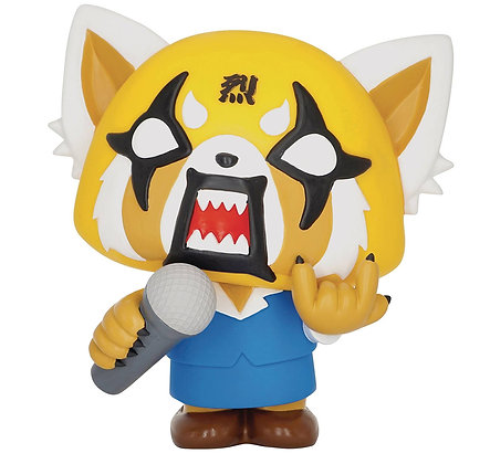 AGGRETSUKO PVC FIGURAL COIN BANK  MONOGRAM PRODUCTS From Monogram Pro