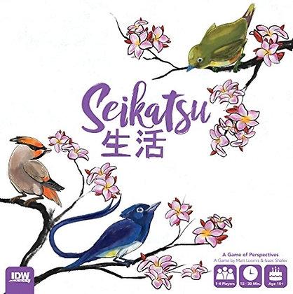 Seikatsu Acrylic Tile Game