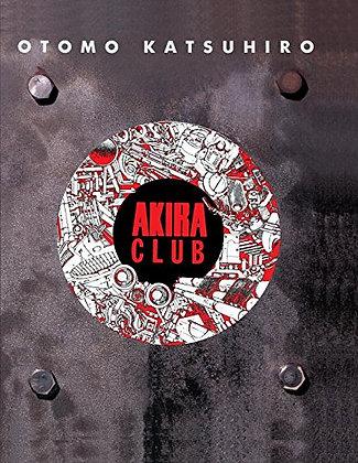 AKIRA CLUB HARDCOVER DARK HORSE COMICS ( Katsuhiro Otomo KATSUHIRO OTOMO