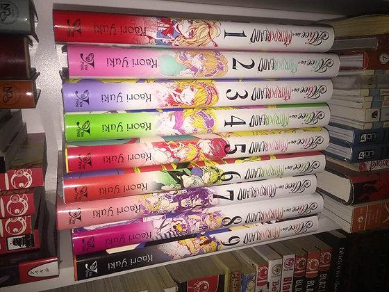 ALICE IN MURDERLAND Vol 1,2,3,4,5,6,7,8,9  Hardcover ( Books)