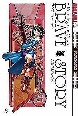 Brave Story Vol 3 Manga – April 3, 2008 by Miyuki Miyabe (Author), Yoichir