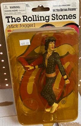 "Medicom The Rolling Stones ""Mick Jagger"" Action Figure - Rock Music Memorabilia"