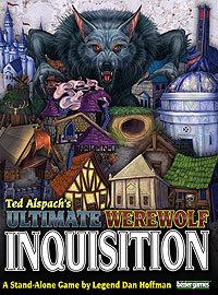 Ultimate Werewolf: Inquisition BEZIER GAMES