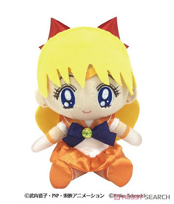 Pretty Soldier Sailor Moon Moon Prism Plush Sailor Venus (Anime Toy)