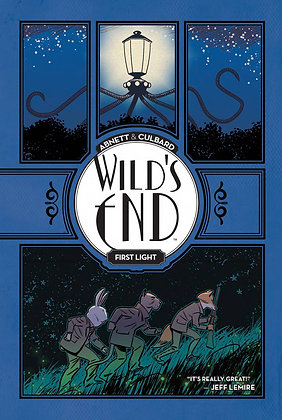 WILDS END TP VOL 01 FIRST LIGHT BOOM! STUDIOS