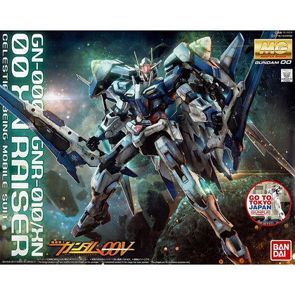 Bandai Mobile Suit Gundam XN Raiser 00V 1:100 Scale Model Kit